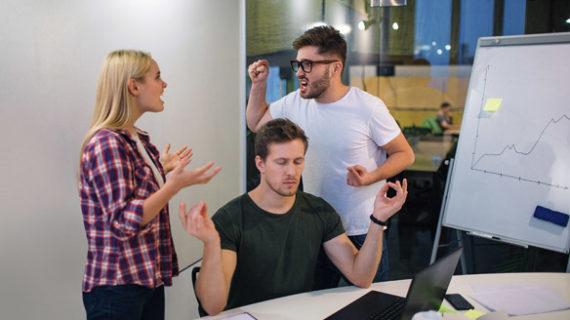 Rozwiązywanie konfliktów w zespole